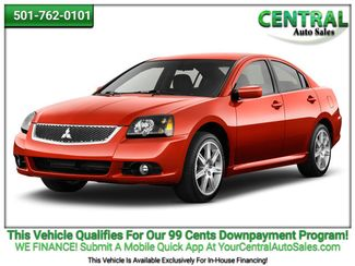 2010 Mitsubishi GALANT/PW  | Hot Springs, AR | Central Auto Sales in Hot Springs AR