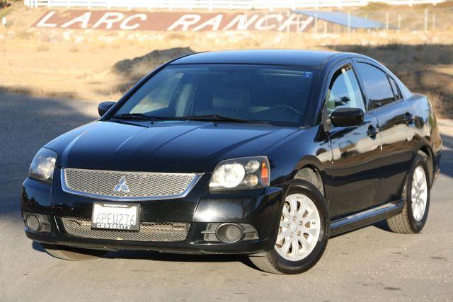 2010 Mitsubishi Galant FE Santa Clarita, CA 4