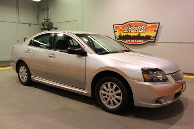 2010 Mitsubishi Galant FE  city Illinois  Ardmore Auto Sales  in West Chicago, Illinois