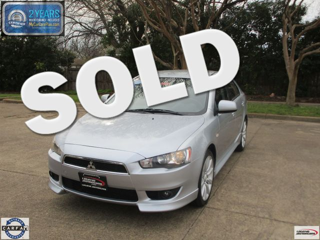 2010 Mitsubishi Lancer GTS in Garland