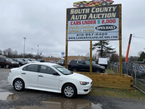2010 Mitsubishi Lancer DE in Harwood, MD