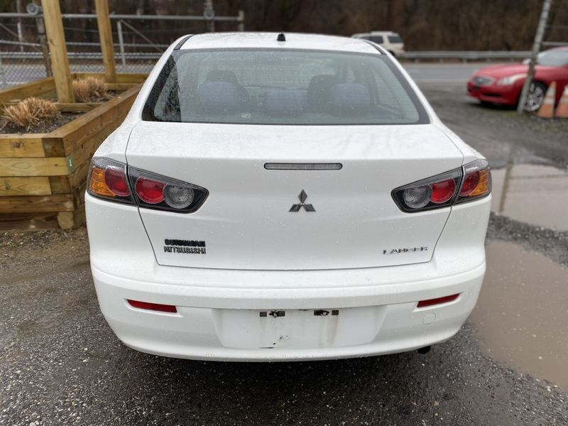 2010 Mitsubishi Lancer DE  city MD  South County Public Auto Auction  in Harwood, MD
