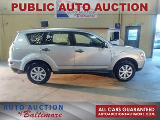 2010 Mitsubishi Outlander ES | JOPPA, MD | Auto Auction of Baltimore  in Joppa MD