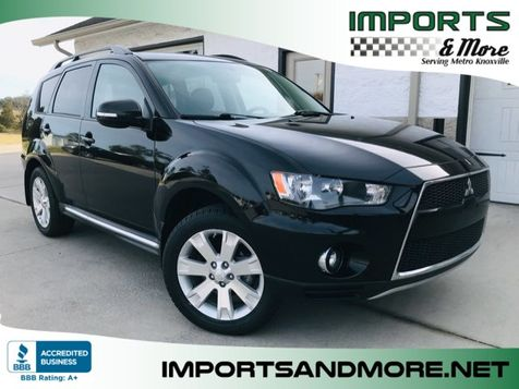 2010 Mitsubishi Outlander SE 4wd in Lenoir City, TN