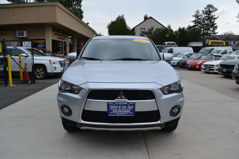 2010 Mitsubishi Outlander SE  city New  Father  Son Auto Corp   in Lynbrook, New