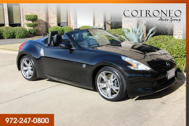 2010 Nissan 370Z Touring Roadster in Addison, TX 75001