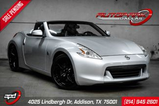 2010 Nissan 370Z Touring w/ Sport & Navigation Package in Addison, TX 75001