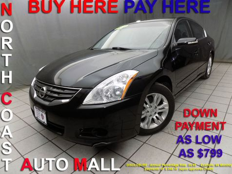 2010 Nissan Altima 2.5 SL As low as $799 DOWN in Cleveland, Ohio
