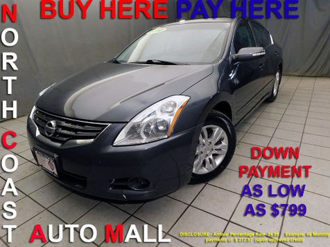 2010 Nissan Altima 2.5 SAs low as $799 DOWN in Cleveland, Ohio