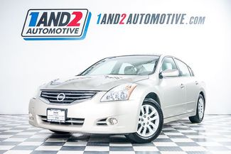 2010 Nissan Altima in Dallas TX