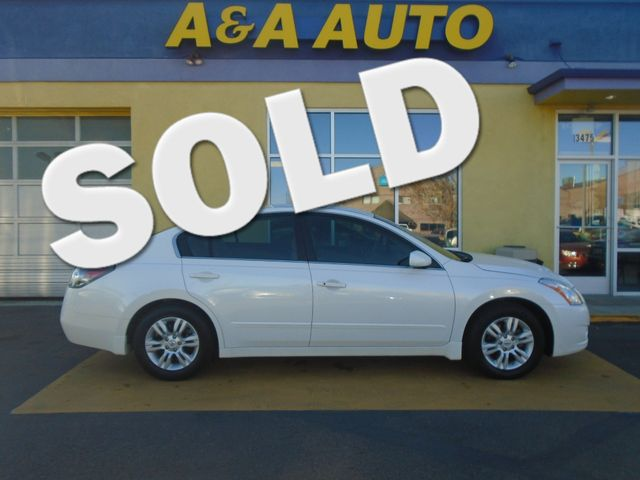 2010 Nissan Altima 2.5 S in Englewood CO, 80110
