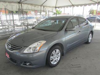 2010 Nissan Altima Hybrid Gardena, California