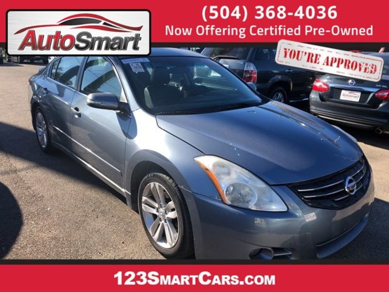 2010 Nissan Altima 35 SR  city LA  AutoSmart  in Harvey, LA