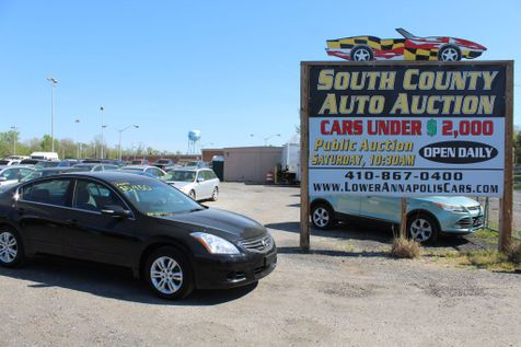2010 Nissan Altima 2.5 SL in Harwood, MD