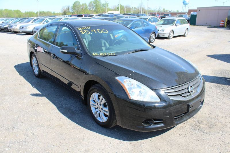 2010 Nissan Altima 25 SL  city MD  South County Public Auto Auction  in Harwood, MD