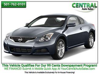 2010 Nissan Altima 2.5 SL | Hot Springs, AR | Central Auto Sales in Hot Springs AR
