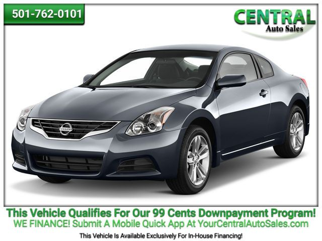 2010 Nissan Altima 2.5 SL | Hot Springs, AR | Central Auto Sales in Hot Springs AR