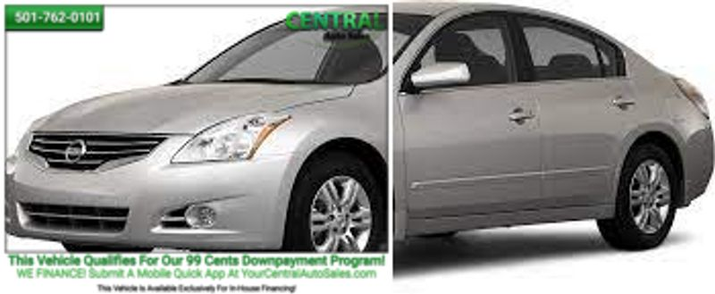 2010 Nissan Altima 2.5 S | Hot Springs, AR | Central Auto Sales in Hot Springs AR