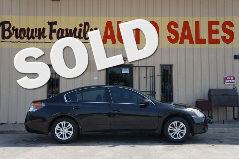 2010 Nissan ALTIMA BASE | Houston, TX | Brown Family Auto Sales in Houston TX