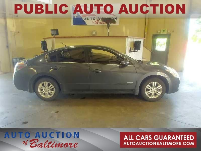 2010 Nissan Altima Hybrid | JOPPA, MD | Auto Auction of Baltimore  in JOPPA MD