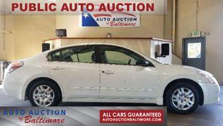 2010 Nissan ALTIMA    JOPPA, MD   Auto Auction of Baltimore  in Joppa MD