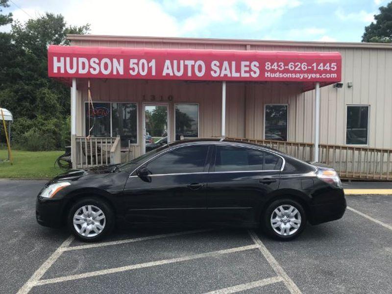 2010 Nissan Altima 2.5 | Myrtle Beach, South Carolina | Hudson Auto Sales in Myrtle Beach South Carolina
