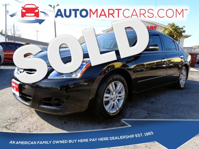 2010 Nissan Altima 2.5 SL | Nashville, Tennessee | Auto Mart Used Cars Inc. in Nashville Tennessee