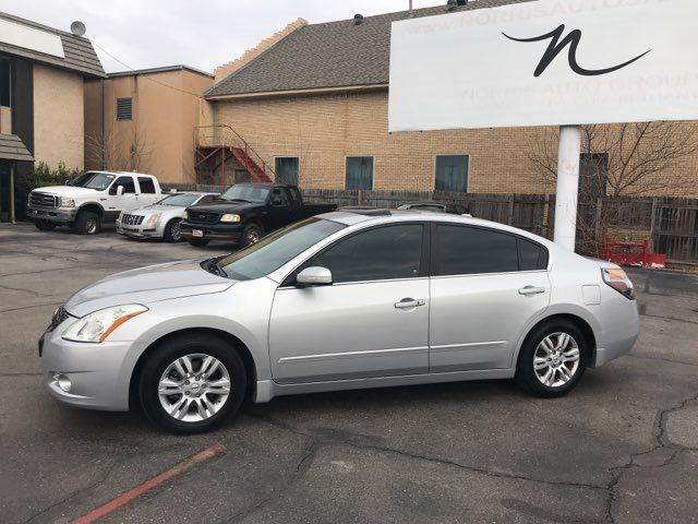 2010 Nissan Altima SL in Oklahoma City OK