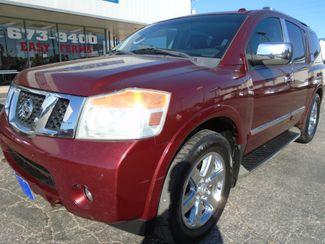 2010 Nissan Armada Platinum  Abilene TX  Abilene Used Car Sales  in Abilene, TX