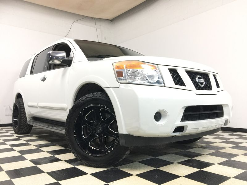 2010 Nissan Armada *Affordable Financing*   The Auto Cave in Addison