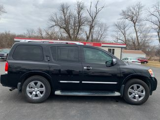 2010 Nissan Armada Platinum in Coal Valley, IL 61240