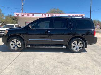 2010 Nissan Armada Platinum in Devine, Texas 78016