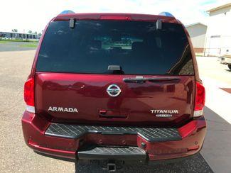 2010 Nissan Armada Titanium Farmington, MN 2