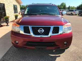 2010 Nissan Armada Titanium Farmington, MN 3