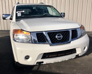 2010 Nissan Armada Platinum AWD in Harrisonburg, VA 22802