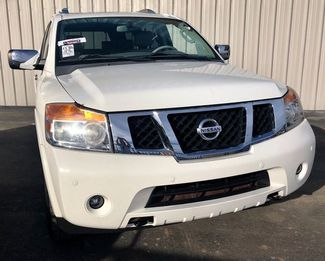 2010 Nissan Armada Platinum in Harrisonburg, VA 22801