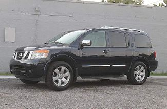 2010 Nissan Armada Titanium Hollywood, Florida 10