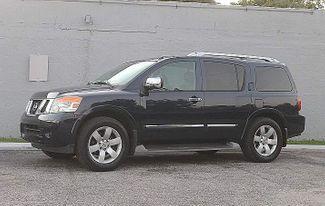 2010 Nissan Armada Titanium Hollywood, Florida 21