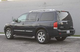2010 Nissan Armada Titanium Hollywood, Florida 7