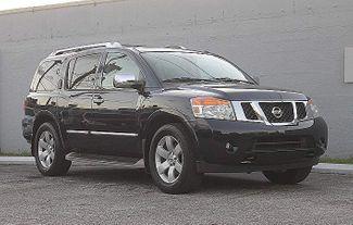 2010 Nissan Armada Titanium Hollywood, Florida 1