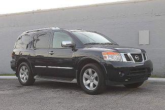 2010 Nissan Armada Titanium Hollywood, Florida 54
