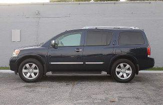 2010 Nissan Armada Titanium Hollywood, Florida 9