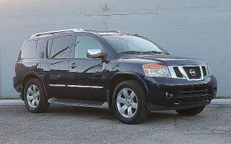 2010 Nissan Armada Titanium Hollywood, Florida 28