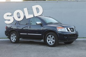 2010 Nissan Armada Titanium Hollywood, Florida