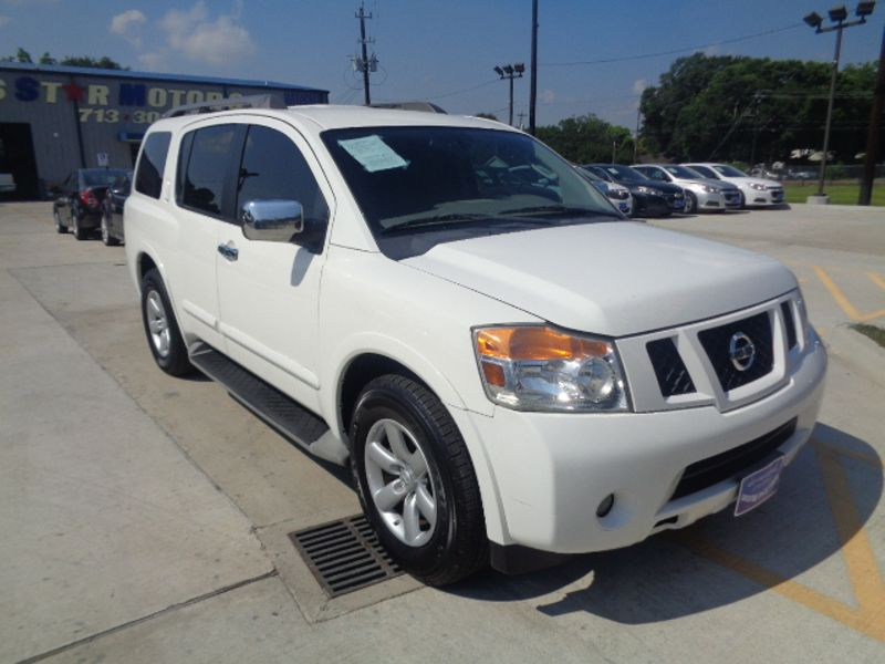 2010 Nissan Armada Se City Tx Texas Star Motors