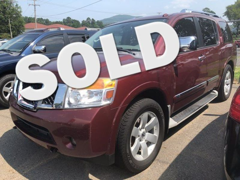 2010 Nissan Armada Titanium | Little Rock, AR | Great American Auto, LLC In  ...