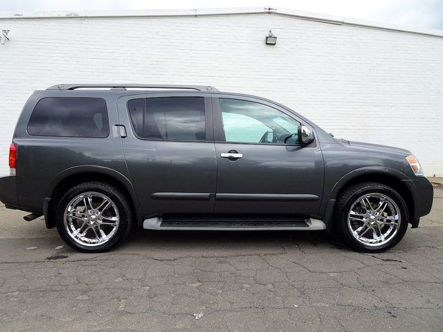 2010 Nissan Armada Se Madison Nc Smart Chevrolet
