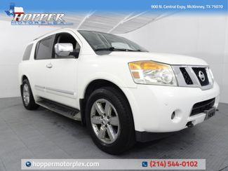 2010 Nissan Armada Platinum in McKinney, Texas 75070