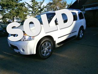 2010 Nissan Armada Platinum