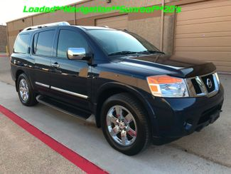 2010 Nissan Armada Platinum w/Navigation**Sunroof** in Plano, Texas 75074